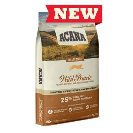 Acana Cat Wild Prairie Regionals 4,5kg New