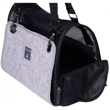 Nobby Modulo šedá taška 2v1 do 5kg 41x19x27cm