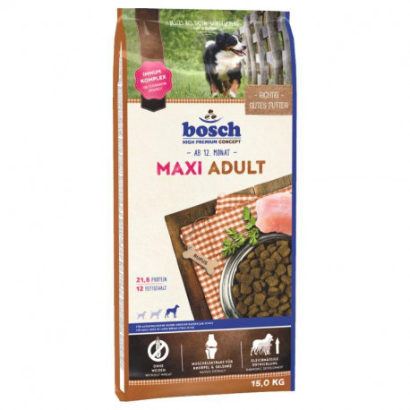 Bosch Dog Adult Duck & Rice15kg