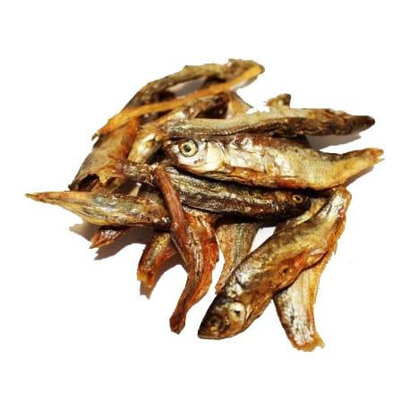 Rybičky sušené 3-5cm ZEUS 125g