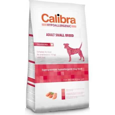 Calibra Dog HA Adult Small Breed Chicken 7kg NEW