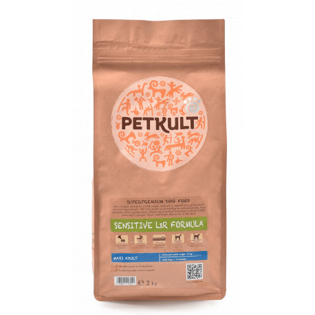 Petkult Dog Maxi Adult Lamb/Rice 12kg