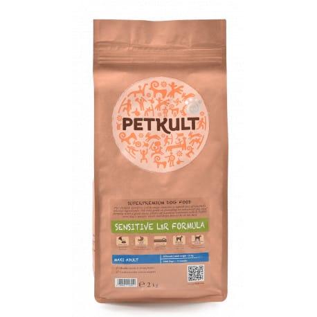 Petkult Dog Maxi Adult Lamb/Rice 12kg