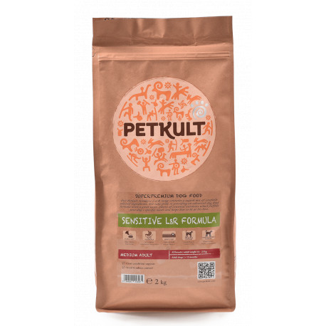 Petkult Dog Medium Adult Lamb 12kg