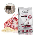 Platinum Adult Lamb+Rice 5kg