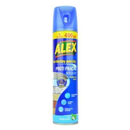 Alex proti prachu na různé povrchy 400ml spray