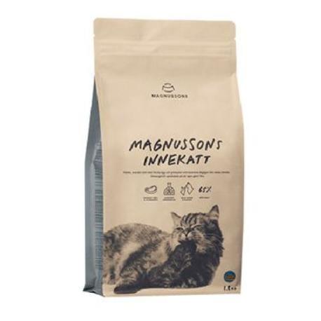 Magnusson Catfood Innekatt 1,8kg
