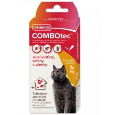 Beaphar spot on COMBOtec kočka/fretka 1x0,50ml