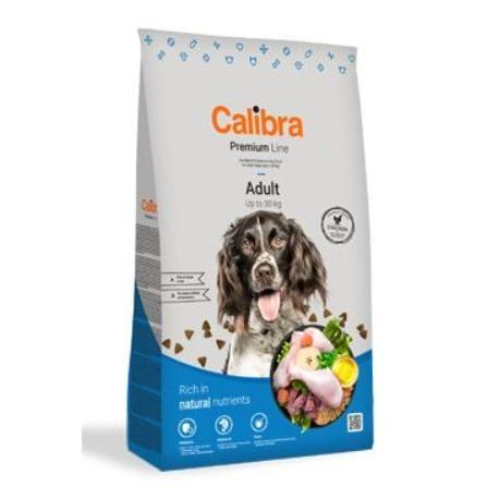 Calibra Dog Premium Line Adult 12 kg NEW