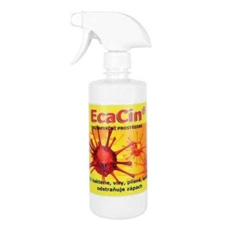 EcaCin dezinfekce na povrchy 500ml spray