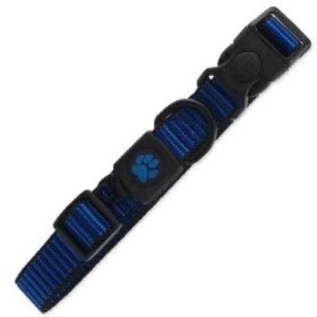 Obojek AD Strong L modrý 2,5x 45-68 cm