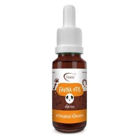 FAUNA OTIS ušní olej 10 ml