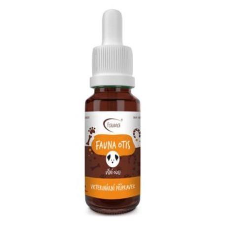 FAUNA OTIS ušní olej 20 ml
