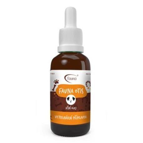 FAUNA OTIS ušní olej 50 ml