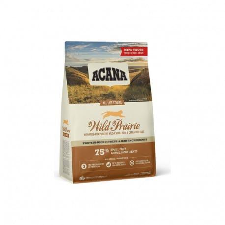 Acana Cat Wild Prairie Grain-free 340g New
