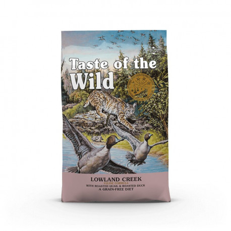 Taste of the Wild kočka Lowland Creek 2kg