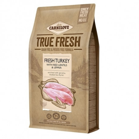 Carnilove dog True Fresh Turkey Adult 11,4 kg