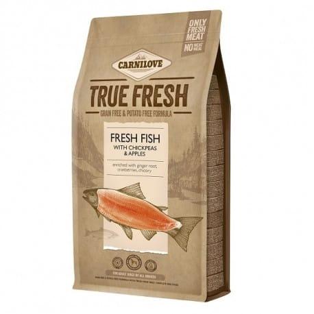 Carnilove dog True Fresh Fish Adult 1,4 kg