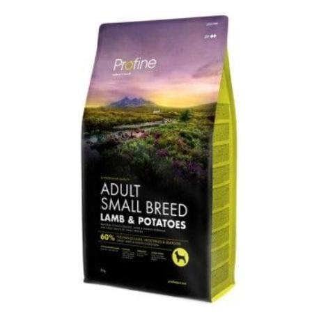 Profine Dog ADULT SMALL  BREED Lamb & Potatoes 8kg