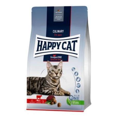 Happy Cat Culinary Voralpen-Rind/Hovězí 10kg