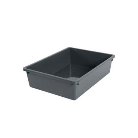 WC kočka ECO S 285x385x95mm šedá Zolux