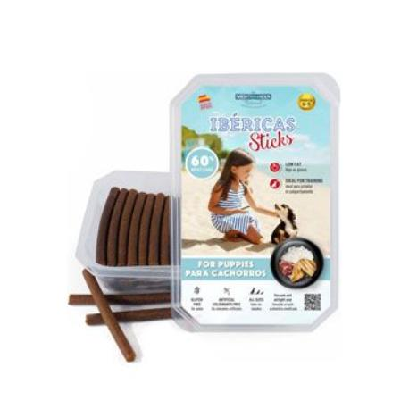 Pochoutka Ibéricas Sticks for Dog-Puppies 800g 75ks