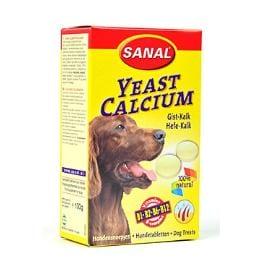 Sanal pes Calcium s vitamíny 100tbl