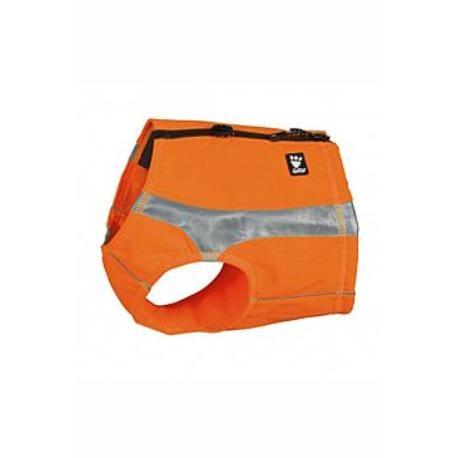 Vesta reflexní Hurtta Lifeguard Polar oranžová S New