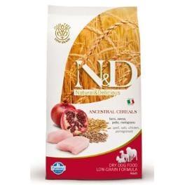 N&D LG DOG Adult Chicken & Pomegranate 800g