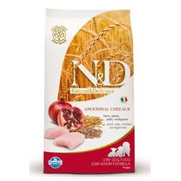 N&D LG DOG Puppy Maxi Chicken & Pomegr 2,5kg