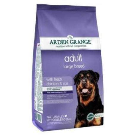 Arden Grange Dog Adult Large Breed 12kg