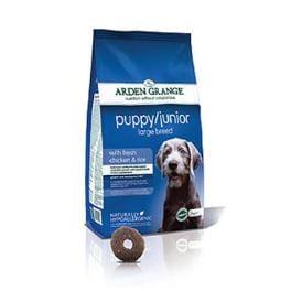 Arden Grange Puppy/Junior Large Breed 2kg