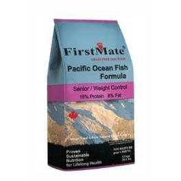 First Mate Dog Pacific Ocean Fish Senior 2,3kg
