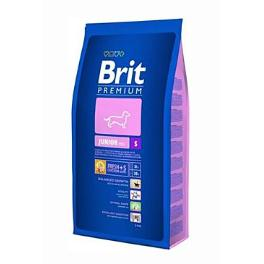 Brit Premium Dog Junior S 3kg
