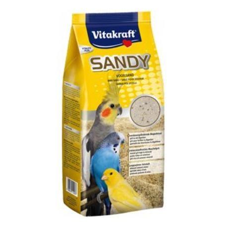 Vitakraft Bird Sandy exoti,malí papoušci  písek 2,5kg