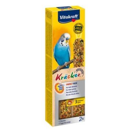 Vitakraft Bird Kräcker energy budgies tyč 2ks