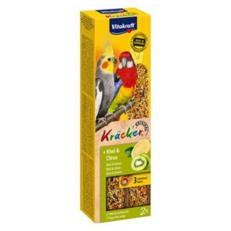 Vitakraft Bird Kräcker kiwi australian parrot tyč 2ks