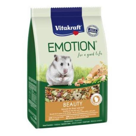 Vitakraft Rodent Hamster krm. Emotion beauty 300g