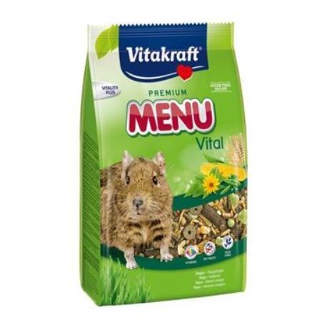Vitakraft Rodent Degu krm. Menu Vital krm. 600g