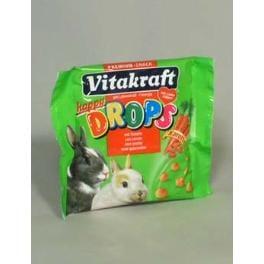 Vitakraft Rodent Rabbit poch. Drops Happy 40g