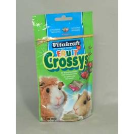 Vitakraft Rodent Guinea pig poch. Crossys Wildberr 50g