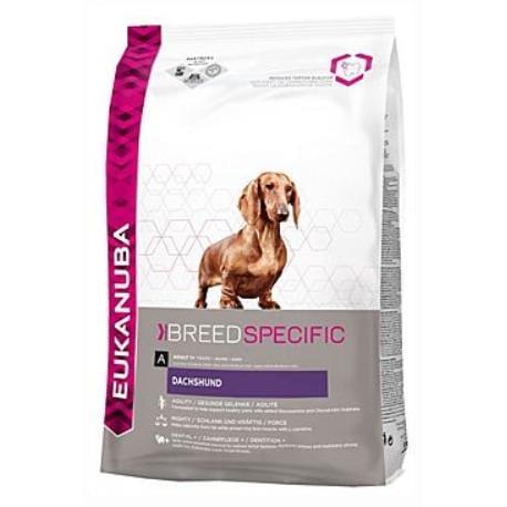 Eukanuba Dog Breed N. Dachshund Jazvečík 2,5kg