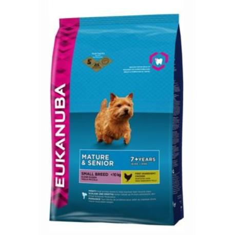 Eukanuba Dog Mature&SeniorSmall 3kg
