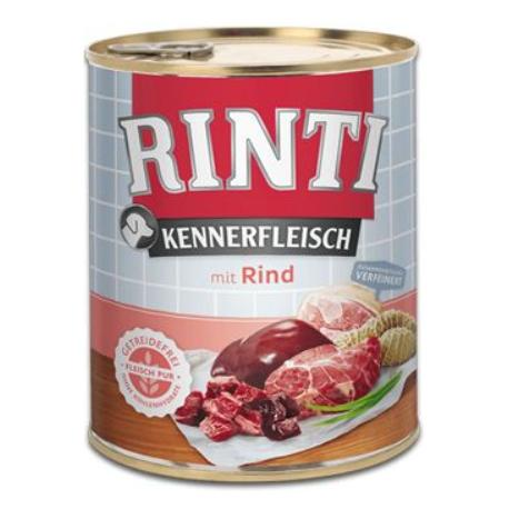 Rinti Dog konzerva hovězí 800g