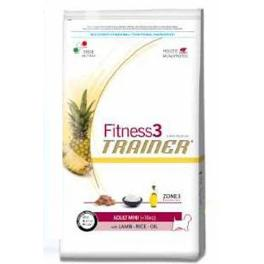 Trainer Fitness Adult Mini Lamb Rice 2kg