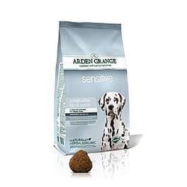 Arden Grange Dog Adult Sensit.Ocean Fish &Potato 2kg