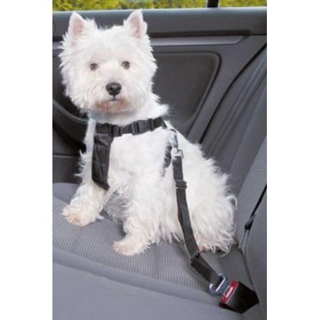 Postroj pes Bezpečnostný do auta S Trixie