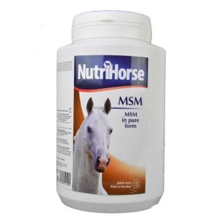 Biofaktory Nutri Horse MSM pro koně plv 1kg