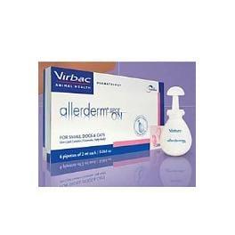 Virbac Allerderm Spot on 6x2ml pro psy a kočky do 10kg