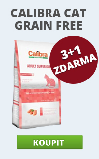 Calibra Cat GF 3 + 1 zdarma